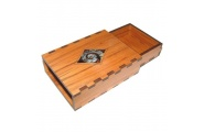 Paua Koru Business Card Holder