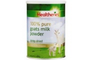 Healtheries 100% Pure Goats Milk Powder