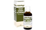 Herbology Certified Organic Sweet Almond Oil