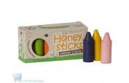Honey Sticks Beeswax Crayons