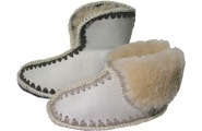 Sheepskin  Slipper Boots - Adult Kiwi Feet - Ugg Style