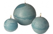 Round Candles