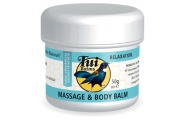relaxations body balm and massage