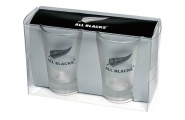 All Blacks Shot Glasses