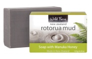 rotorua mud soap with manuka honey