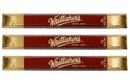 whittaker's sante dark chocolate bars