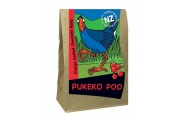 pukeko poo orange chocolate