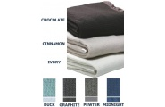 Thermacell Wool Blanket - Queen - Satin Trim