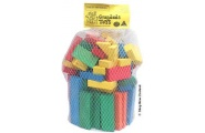 kids wooden construction blocks