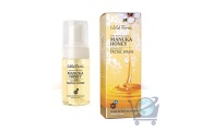 wild ferns manuka honey foaming facial wash