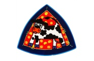 cow plates