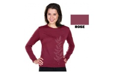 New Zealand Fern Long Sleeved T-Shirt