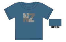 Stressed NZ Mens' T-Shirt