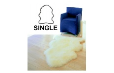 Bowron Gold Star Single Sheepskin Rug