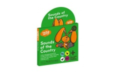 Sounds of the Country Kids Educational CD