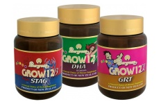 Evergreen Grow 12 Set - GRT, DHA Calcium, Royal STAG