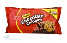 Cookie Bear Chocolate Chippies Twin Pack