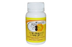 API Health Royal Jelly & Colostrum - 60 Chewable Tablets
