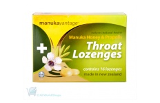 manuka honey propolis lozenges