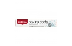 baking soda toothpaste red seal