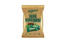 whittaker's peppermint chocolate mini slabs