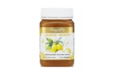 Lemon Honey- Happy Valley- 500g