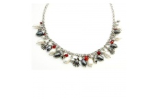 Pearl Pohutukawa Necklace By Hint of New Zealand