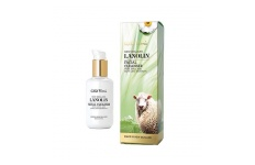 Lanolin Skin Care Facial Crème Cleanser with Apple and Olive Leaf Extracts