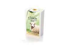 lanolin wild ferns soap
