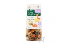 Zoo Kindy Organic Pasta by Only Organic 250 g
